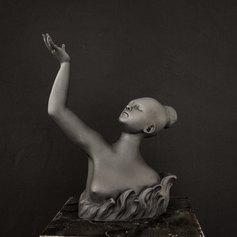 Emanuele Scuotto - dalla Serie 'Purgatorio' 2021 - courtesy l'artista