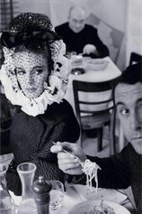 FRANK HORVAT - Rome Collections A (Model with Spaghetti), 1962