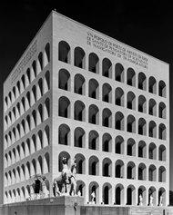 Gabriele Basilico, 2007, Palazzo della Civiltà Italiana
