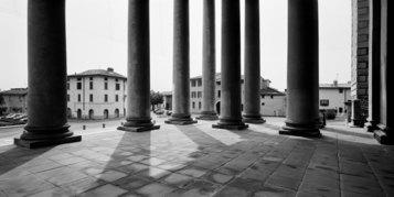 ©Gabriele Basilico - Archivio Gabriele Basilico - Attraversare Bergamo 1998