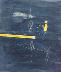 Virginia Carbonelli - giallo nel blu con astro