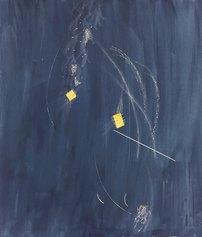 Virginia Carbonelli - giallo nel blu con scintille