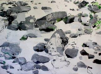 Giovanni Frangi, Valdobbia 2, 2021, olio su tela, cm 160x220