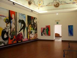 A Santo Stefano riapre il Museo Guttuso di Bagheria.
