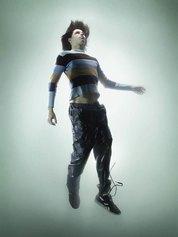 David Lachapelle - Awakened Jonah, 2007, Digital Color C-print, cm 101,6x76,2
