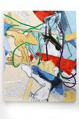 Léonard Martin, Hula hoop, 2020, courtesy Alberta Pane (Paris, Venezia) and the artist