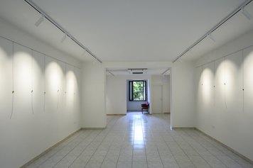Lo spazio espositivo