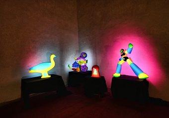 Marco Lodola - neon