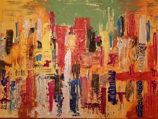 Mariella Tissone. Una vita a colori