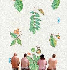 Mazaccio & Drowilal L'Automne, 2014, dalla serie Nunuche, Collage su carta assorbente vintage, Cm 282 x 270  © Mazaccio&Drowilal / Courtesy Glenda Cinquegrana Art Consulting