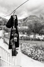 Natalino Russo, Prata Sannita, Bambola della Quaresima, 2017, dal progetto Matese