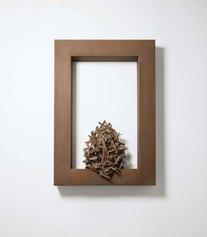 Pulcinelli Rudy, ARBITRIO, 2018, acciaio corten, 130x90x25 cm