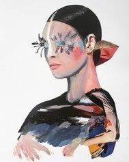 Rachele Moscatelli, Untitled,  2019, 70x50 cm, mista su carta