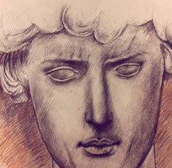 Roberto Di Costanzo - Busto di uomo 2020