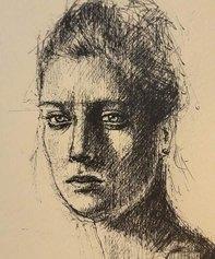Roberto Di Costanzo - Ritratto di donna 2015