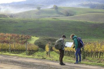In Toscana sulla Francigena con il Wi-Fi